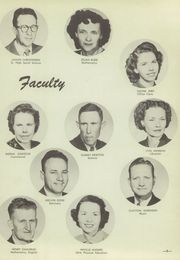 Page 9, 1951 Edition, North Sevier High School - Northern Light Yearbook (Salina, UT) online yearbook collection
