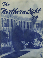 1954 Edition, North Sevier High School - Northern Light Yearbook (Salina, UT)