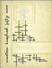 1959 Edition, North Sevier High School - Northern Light Yearbook (Salina, UT)