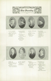 Page 16, 1921 Edition, Natrona County High School - Mustang Yearbook (Casper, WY) online yearbook collection