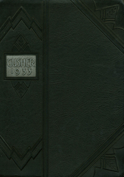 Natrona County High School - Mustang Yearbook (Casper, WY) online yearbook collection, 1933 Edition, Page 1