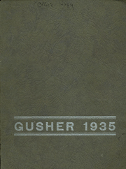 Natrona County High School - Mustang Yearbook (Casper, WY) online yearbook collection, 1935 Edition, Page 1