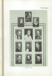 Page 10, 1935 Edition, Natrona County High School - Mustang Yearbook (Casper, WY) online yearbook collection