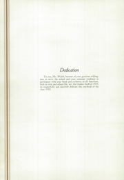 Page 6, 1935 Edition, Natrona County High School - Mustang Yearbook (Casper, WY) online yearbook collection