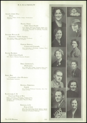 Page 17, 1938 Edition, Natrona County High School - Mustang Yearbook (Casper, WY) online yearbook collection