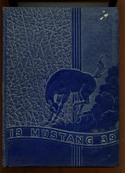 Natrona County High School - Mustang Yearbook (Casper, WY) online yearbook collection, 1939 Edition, Page 1