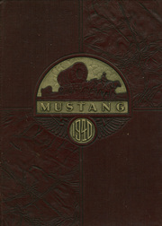 Natrona County High School - Mustang Yearbook (Casper, WY) online yearbook collection, 1940 Edition, Page 1