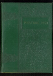 1950 Edition, Natrona County High School - Mustang Yearbook (Casper, WY)