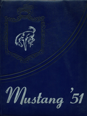 1951 Edition, Natrona County High School - Mustang Yearbook (Casper, WY)