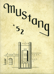 1952 Edition, Natrona County High School - Mustang Yearbook (Casper, WY)
