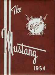 1954 Edition, Natrona County High School - Mustang Yearbook (Casper, WY)