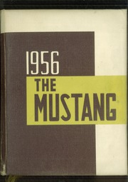 1956 Edition, Natrona County High School - Mustang Yearbook (Casper, WY)