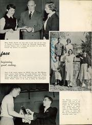 Page 11, 1956 Edition, Natrona County High School - Mustang Yearbook (Casper, WY) online yearbook collection