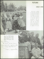 Page 10, 1957 Edition, Natrona County High School - Mustang Yearbook (Casper, WY) online yearbook collection
