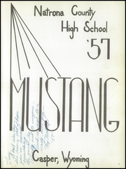 Page 5, 1957 Edition, Natrona County High School - Mustang Yearbook (Casper, WY) online yearbook collection