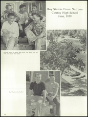 Page 16, 1960 Edition, Natrona County High School - Mustang Yearbook (Casper, WY) online yearbook collection