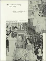 Page 17, 1960 Edition, Natrona County High School - Mustang Yearbook (Casper, WY) online yearbook collection