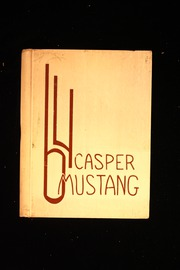 1964 Edition, Natrona County High School - Mustang Yearbook (Casper, WY)