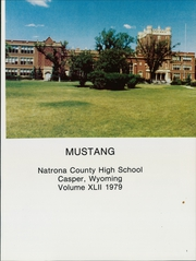 Page 5, 1979 Edition, Natrona County High School - Mustang Yearbook (Casper, WY) online yearbook collection