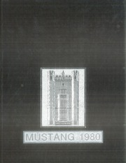 1980 Edition, Natrona County High School - Mustang Yearbook (Casper, WY)