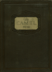 1928 Edition, Campbell County High School - Camel Yearbook (Gillette, WY)