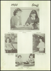 Page 10, 1950 Edition, Laramie High School - Plainsman Yearbook (Laramie, WY) online yearbook collection