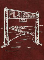 Page 1, 1952 Edition, Laramie High School - Plainsman Yearbook (Laramie, WY) online yearbook collection