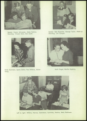 Page 13, 1952 Edition, Laramie High School - Plainsman Yearbook (Laramie, WY) online yearbook collection