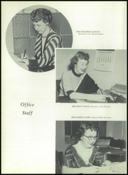 Page 12, 1954 Edition, Laramie High School - Plainsman Yearbook (Laramie, WY) online yearbook collection