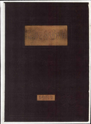 1926 Edition, Sheridan High School - Blue and Gold Yearbook (Sheridan, WY)