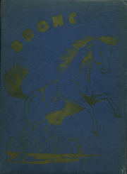 1953 Edition, Sheridan High School - Blue and Gold Yearbook (Sheridan, WY)