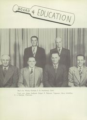 Page 12, 1949 Edition, Riverton High School - Wolverine Yearbook (Riverton, WY) online yearbook collection