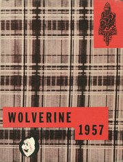 1957 Edition, Riverton High School - Wolverine Yearbook (Riverton, WY)