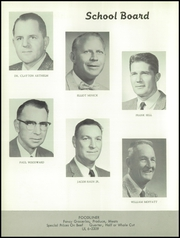 Page 10, 1959 Edition, Riverton High School - Wolverine Yearbook (Riverton, WY) online yearbook collection