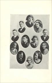Page 10, 1922 Edition, Rawlins High School - Round Up Yearbook (Rawlins, WY) online yearbook collection
