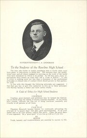 Page 15, 1922 Edition, Rawlins High School - Round Up Yearbook (Rawlins, WY) online yearbook collection