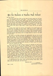 Page 17, 1923 Edition, Rawlins High School - Round Up Yearbook (Rawlins, WY) online yearbook collection