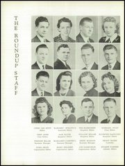 Page 12, 1940 Edition, Rawlins High School - Round Up Yearbook (Rawlins, WY) online yearbook collection