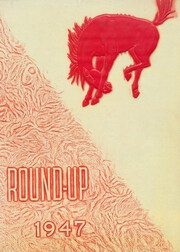 Page 1, 1947 Edition, Rawlins High School - Round Up Yearbook (Rawlins, WY) online yearbook collection