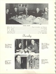 Page 12, 1947 Edition, Rawlins High School - Round Up Yearbook (Rawlins, WY) online yearbook collection