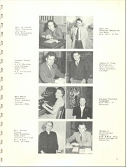 Page 13, 1947 Edition, Rawlins High School - Round Up Yearbook (Rawlins, WY) online yearbook collection