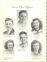 Page 16, 1947 Edition, Rawlins High School - Round Up Yearbook (Rawlins, WY) online yearbook collection