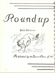 Page 6, 1947 Edition, Rawlins High School - Round Up Yearbook (Rawlins, WY) online yearbook collection