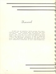 Page 8, 1947 Edition, Rawlins High School - Round Up Yearbook (Rawlins, WY) online yearbook collection