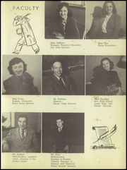 Page 15, 1948 Edition, Rawlins High School - Round Up Yearbook (Rawlins, WY) online yearbook collection