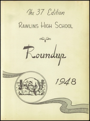 Page 7, 1948 Edition, Rawlins High School - Round Up Yearbook (Rawlins, WY) online yearbook collection