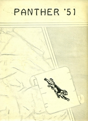 Powell High School - Panther Yearbook (Powell, WY) online yearbook collection, 1951 Edition, Page 1