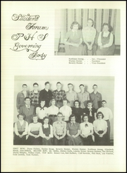 Page 60, 1953 Edition, Powell High School - Panther Yearbook (Powell, WY) online yearbook collection