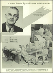 Page 10, 1957 Edition, Powell High School - Panther Yearbook (Powell, WY) online yearbook collection