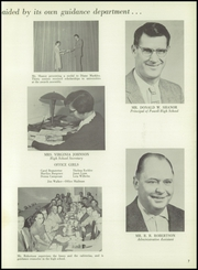 Page 11, 1957 Edition, Powell High School - Panther Yearbook (Powell, WY) online yearbook collection